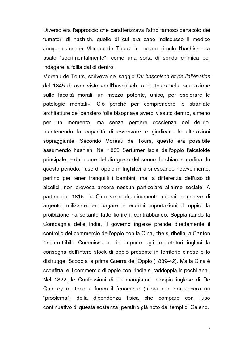 Anteprima della tesi: Somatizzazione di ansia e depressione nella eziopatogenesi della doppia diagnosi, Pagina 6
