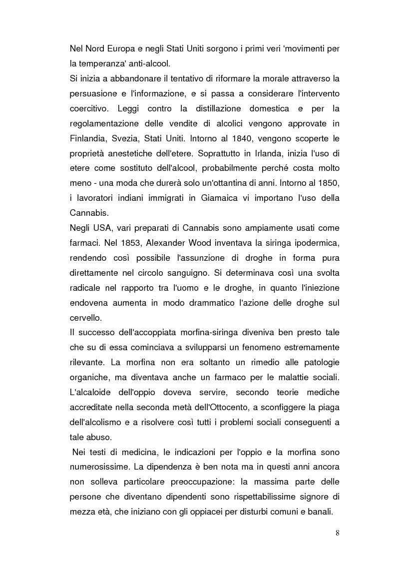 Anteprima della tesi: Somatizzazione di ansia e depressione nella eziopatogenesi della doppia diagnosi, Pagina 7
