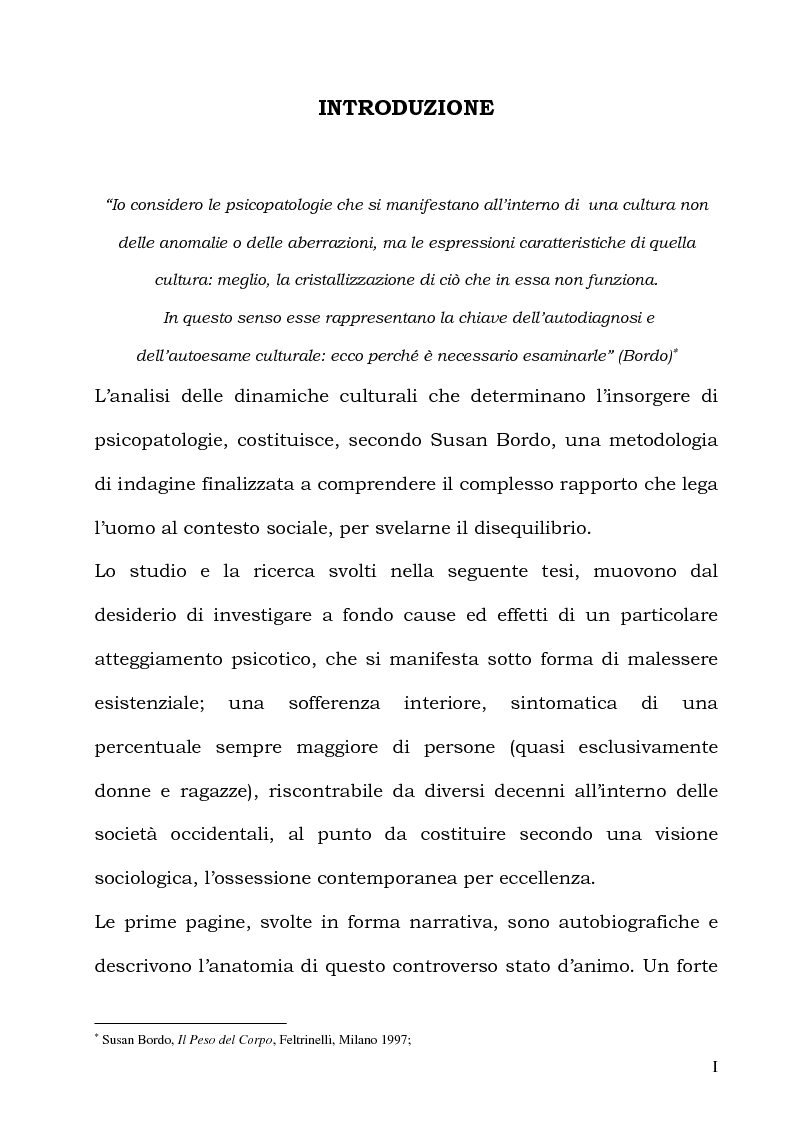 Anteprima della tesi: L'opulenza: un ideale rinnegato, Pagina 1
