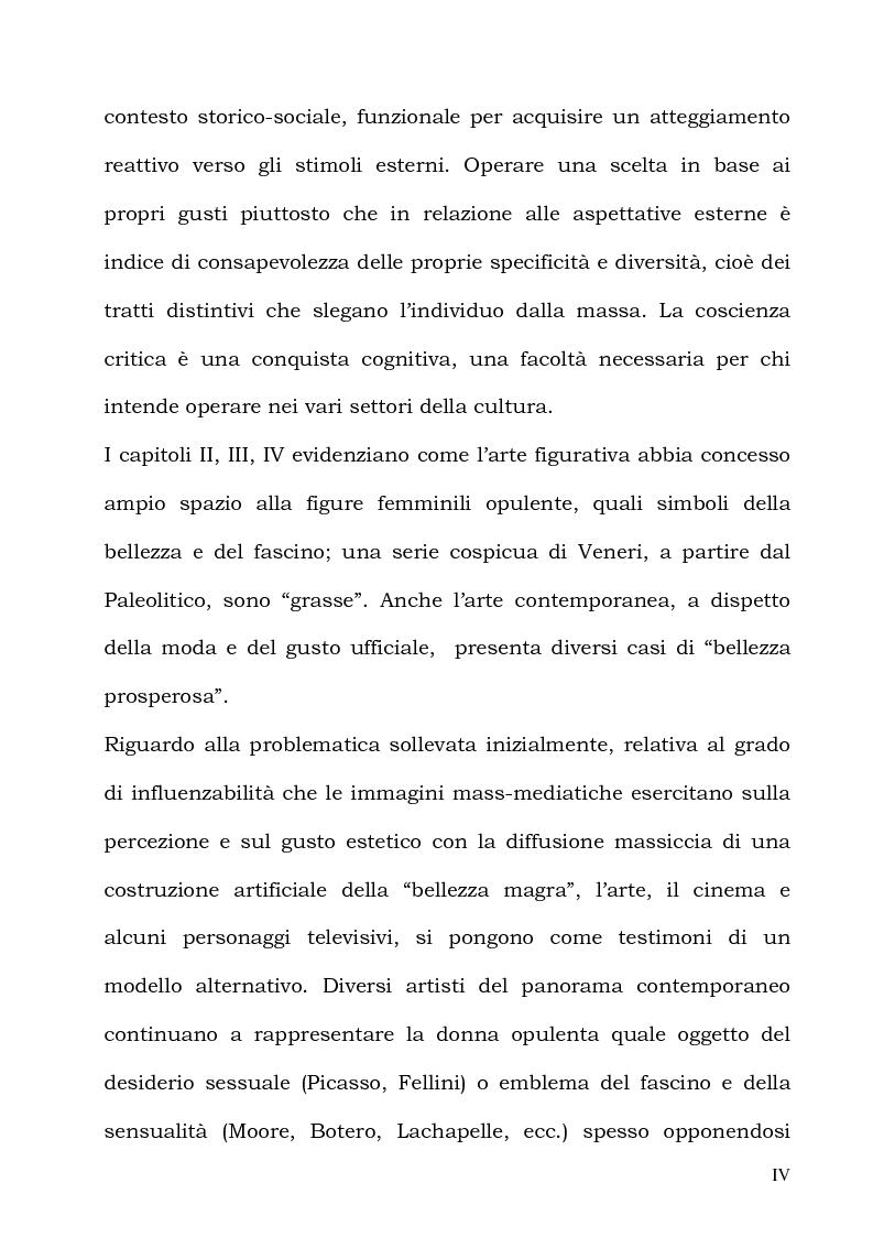 Anteprima della tesi: L'opulenza: un ideale rinnegato, Pagina 4