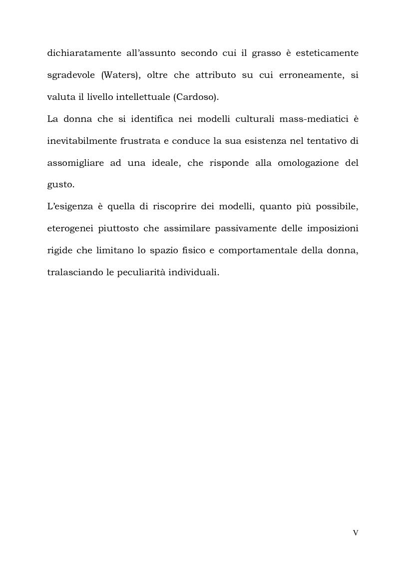 Anteprima della tesi: L'opulenza: un ideale rinnegato, Pagina 5