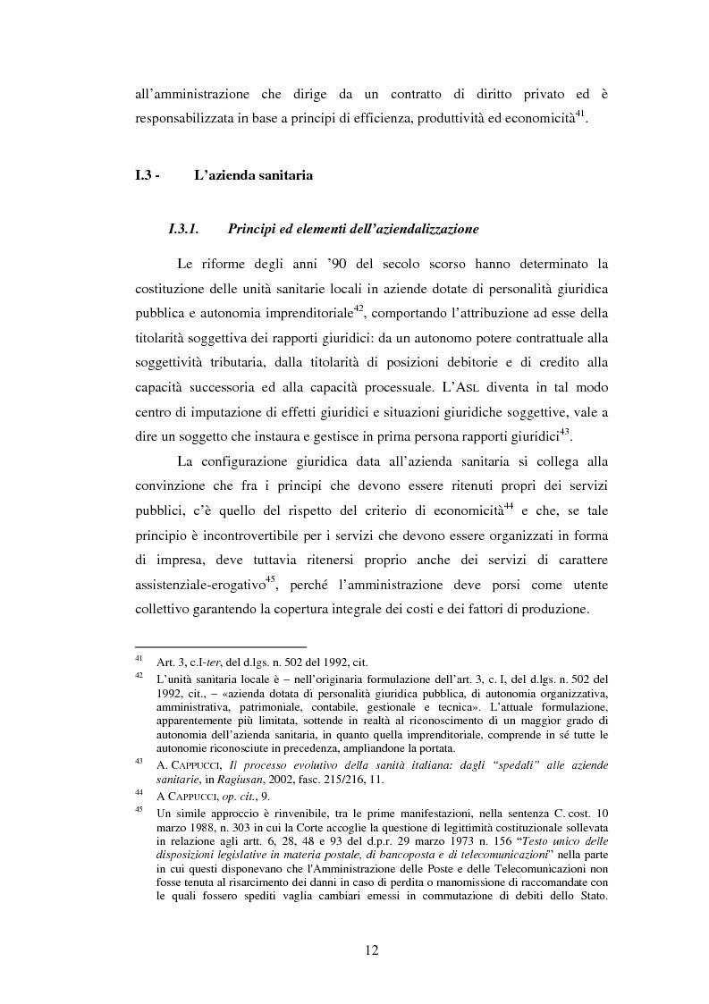 Anteprima della tesi: L'introduzione di procedure informatiche integrate per la gestione delle risorse umane: impatto sull'organizzazione delle funzioni e dei dati, Pagina 12