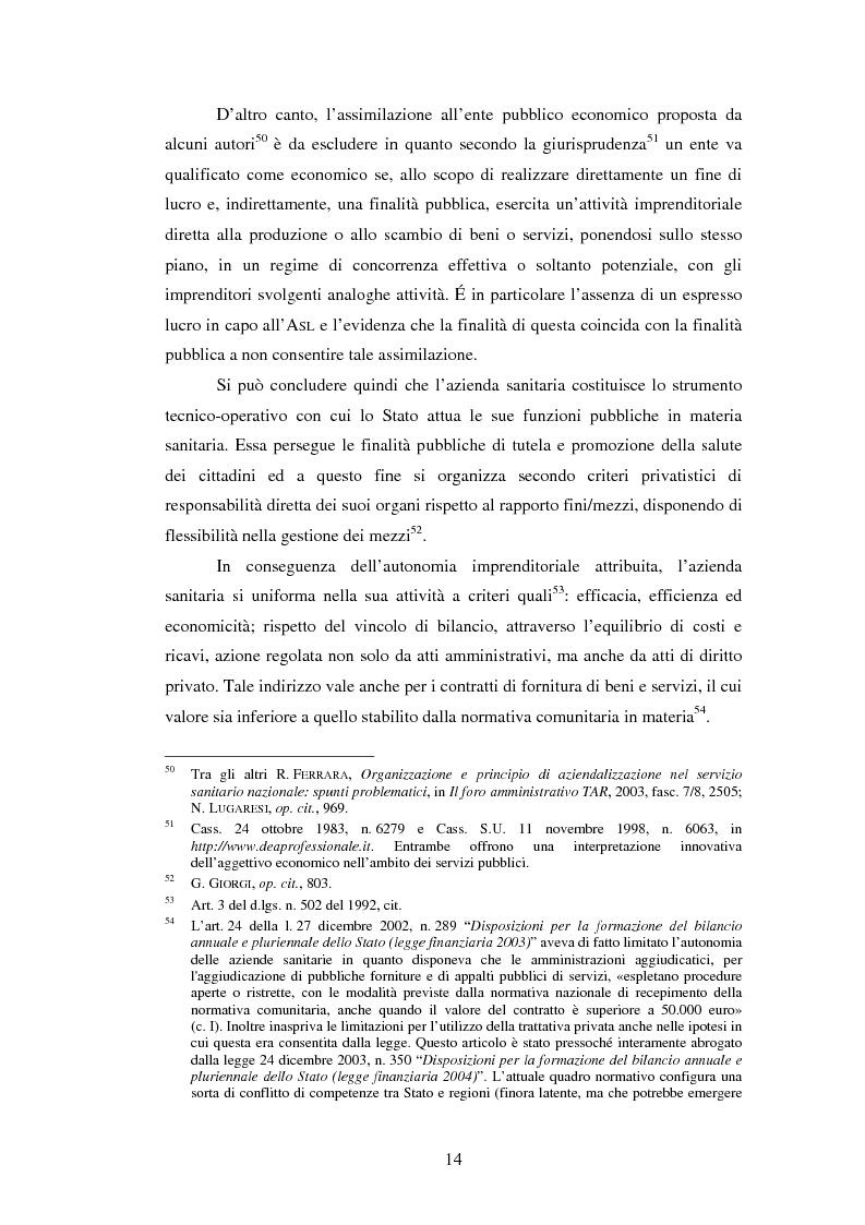 Anteprima della tesi: L'introduzione di procedure informatiche integrate per la gestione delle risorse umane: impatto sull'organizzazione delle funzioni e dei dati, Pagina 14