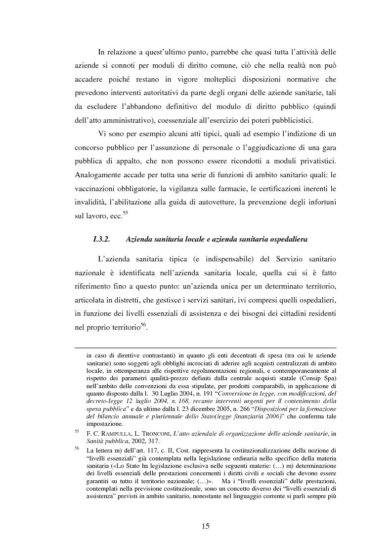 Anteprima della tesi: L'introduzione di procedure informatiche integrate per la gestione delle risorse umane: impatto sull'organizzazione delle funzioni e dei dati, Pagina 15