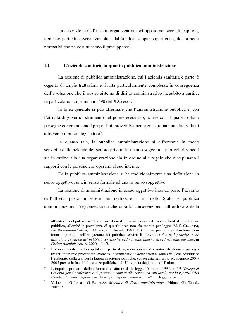 Anteprima della tesi: L'introduzione di procedure informatiche integrate per la gestione delle risorse umane: impatto sull'organizzazione delle funzioni e dei dati, Pagina 2