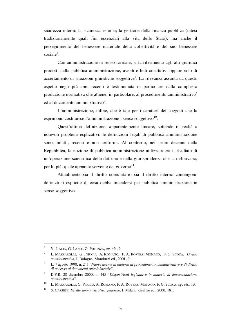 Anteprima della tesi: L'introduzione di procedure informatiche integrate per la gestione delle risorse umane: impatto sull'organizzazione delle funzioni e dei dati, Pagina 3