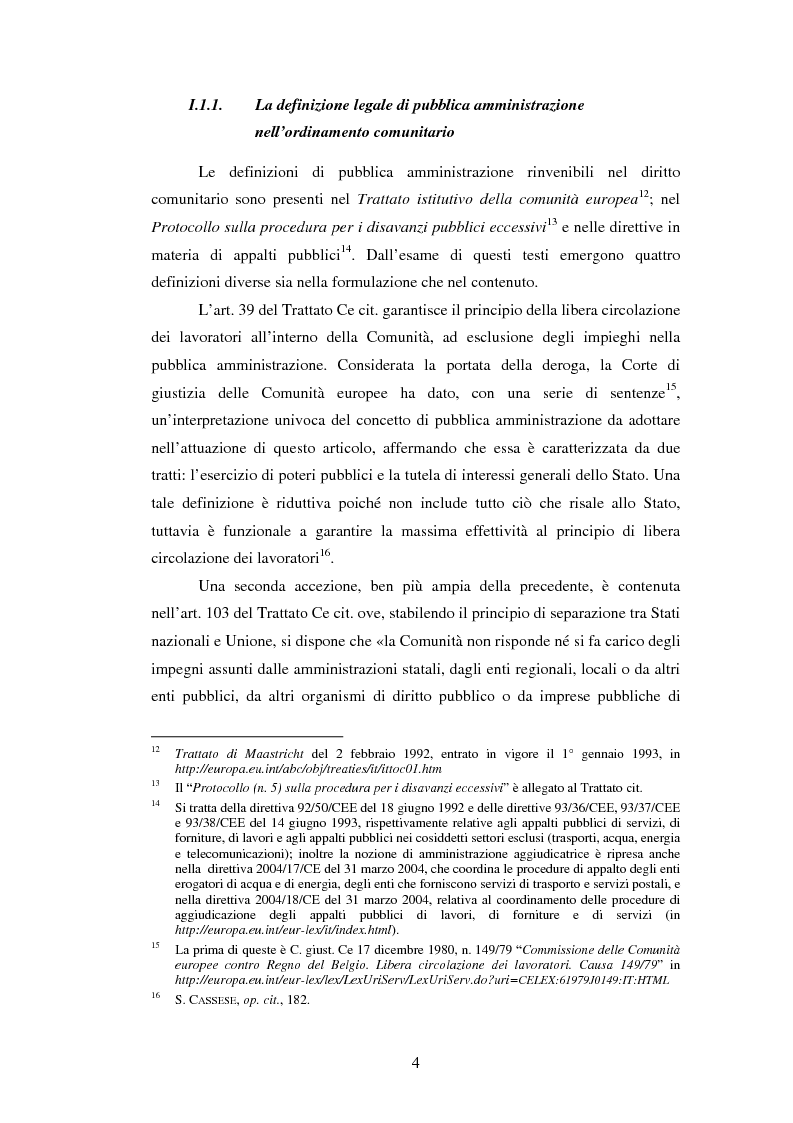 Anteprima della tesi: L'introduzione di procedure informatiche integrate per la gestione delle risorse umane: impatto sull'organizzazione delle funzioni e dei dati, Pagina 4