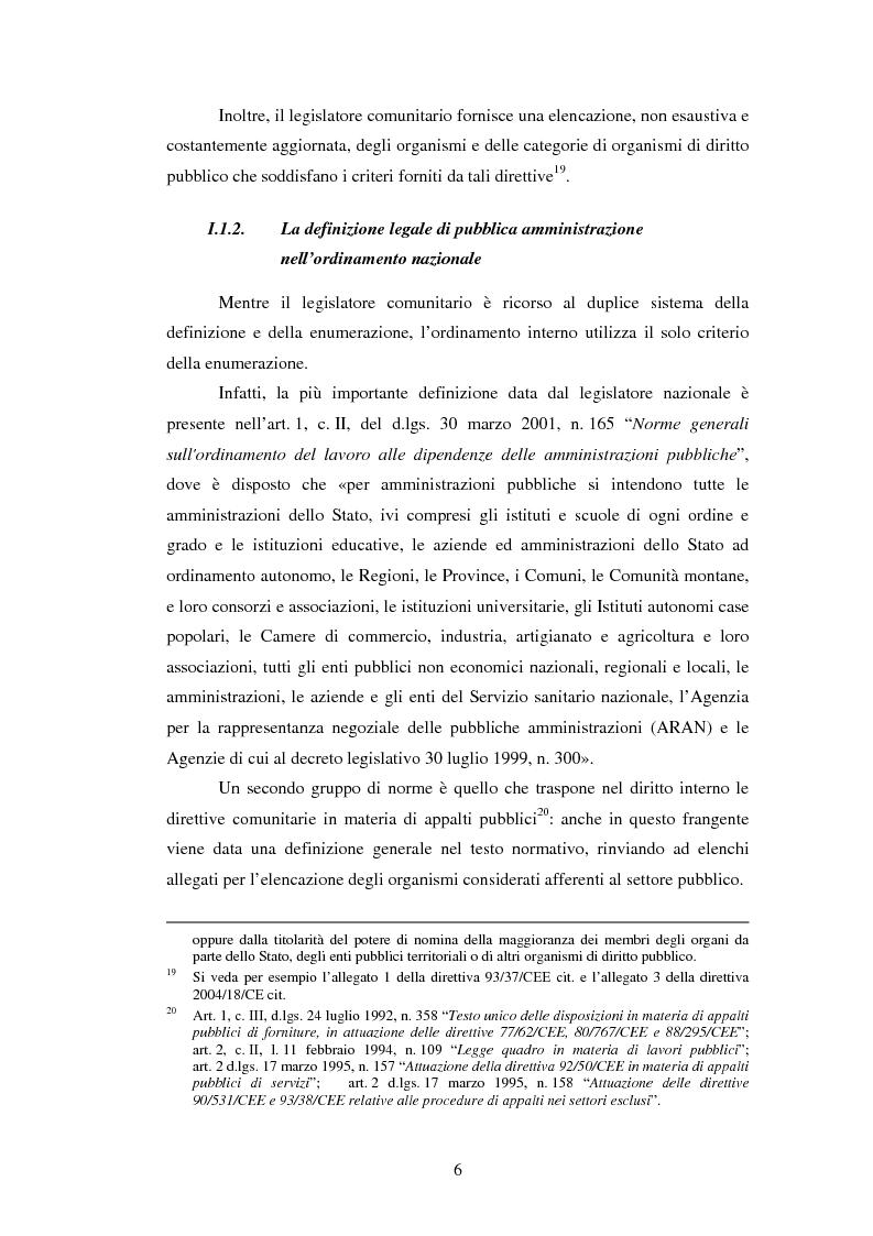 Anteprima della tesi: L'introduzione di procedure informatiche integrate per la gestione delle risorse umane: impatto sull'organizzazione delle funzioni e dei dati, Pagina 6