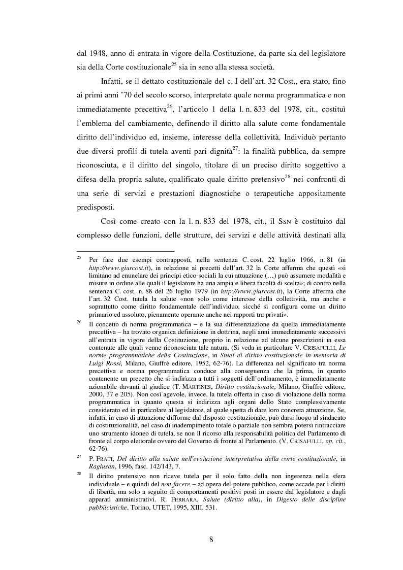 Anteprima della tesi: L'introduzione di procedure informatiche integrate per la gestione delle risorse umane: impatto sull'organizzazione delle funzioni e dei dati, Pagina 8