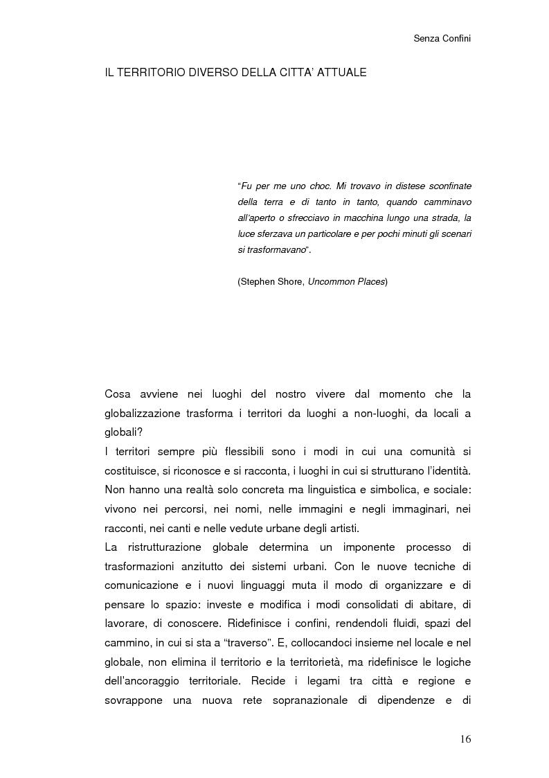 Anteprima della tesi: Senza Confini, Pagina 10