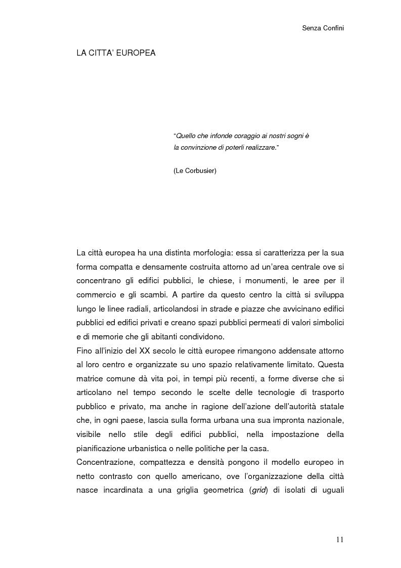 Anteprima della tesi: Senza Confini, Pagina 5