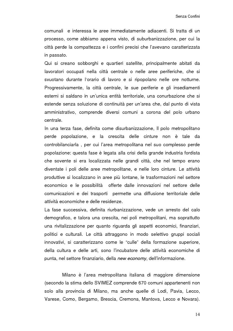 Anteprima della tesi: Senza Confini, Pagina 8