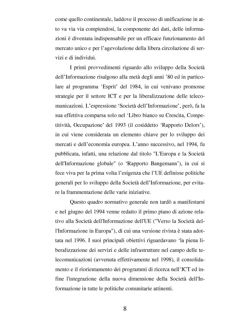 Anteprima della tesi: Il ruolo dell'usabilità nella progettazione dei servizi di e-government, Pagina 8