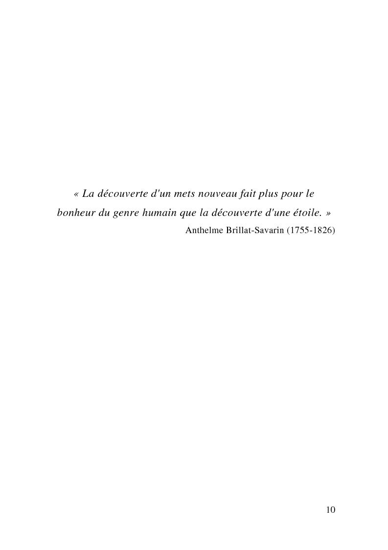 Anteprima della tesi: Enogastronomia e territorio nel fenomeno turistico, Pagina 4