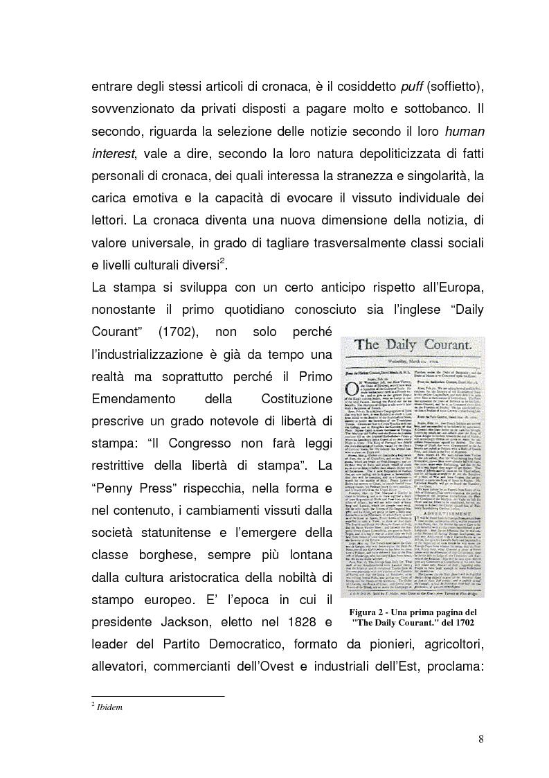 Anteprima della tesi: Il giornalismo sportivo televisivo: modificazioni di genere derivanti dall'avvento delle trasmissioni in digitale, Pagina 4