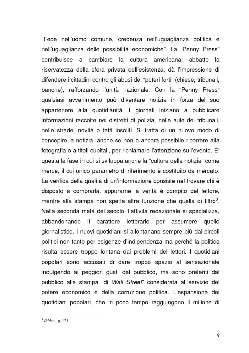 Anteprima della tesi: Il giornalismo sportivo televisivo: modificazioni di genere derivanti dall'avvento delle trasmissioni in digitale, Pagina 5