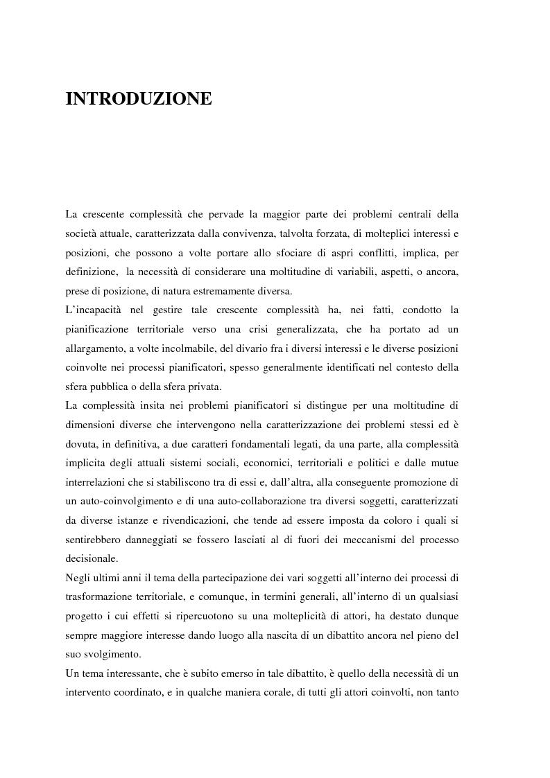 Anteprima della tesi: Le NTIC nella pianificazione partecipata. Applicazione di un metodo di Foresight alla pianificazione: progetto AlpTransit e regione insubrica., Pagina 2