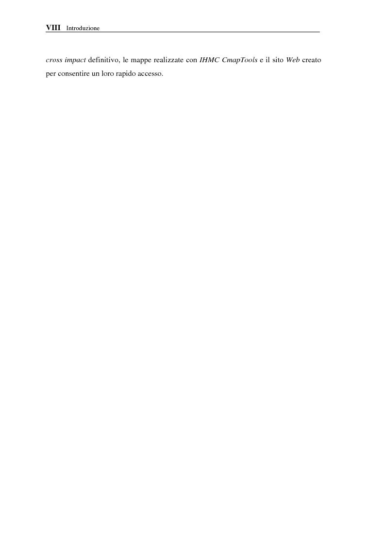 Anteprima della tesi: Le NTIC nella pianificazione partecipata. Applicazione di un metodo di Foresight alla pianificazione: progetto AlpTransit e regione insubrica., Pagina 8