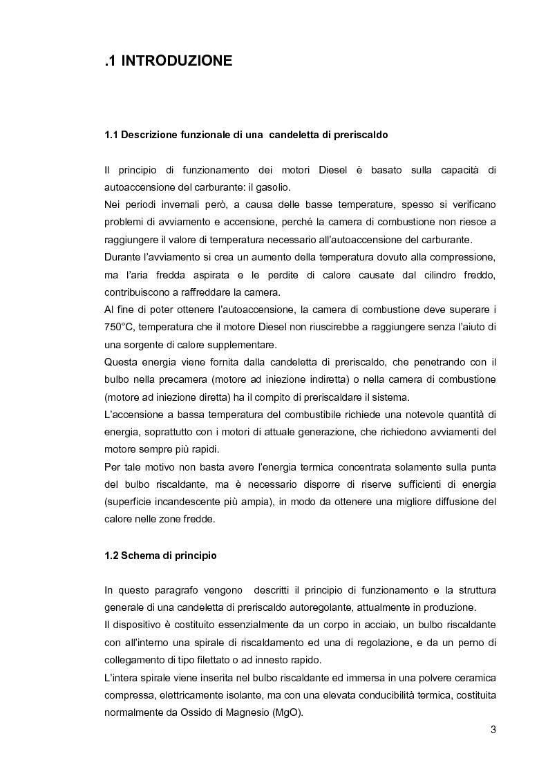 Anteprima della tesi: Applicazione di tecniche spettroscopiche e termogravimetriche per il controllo di qualità nel settore auto., Pagina 1