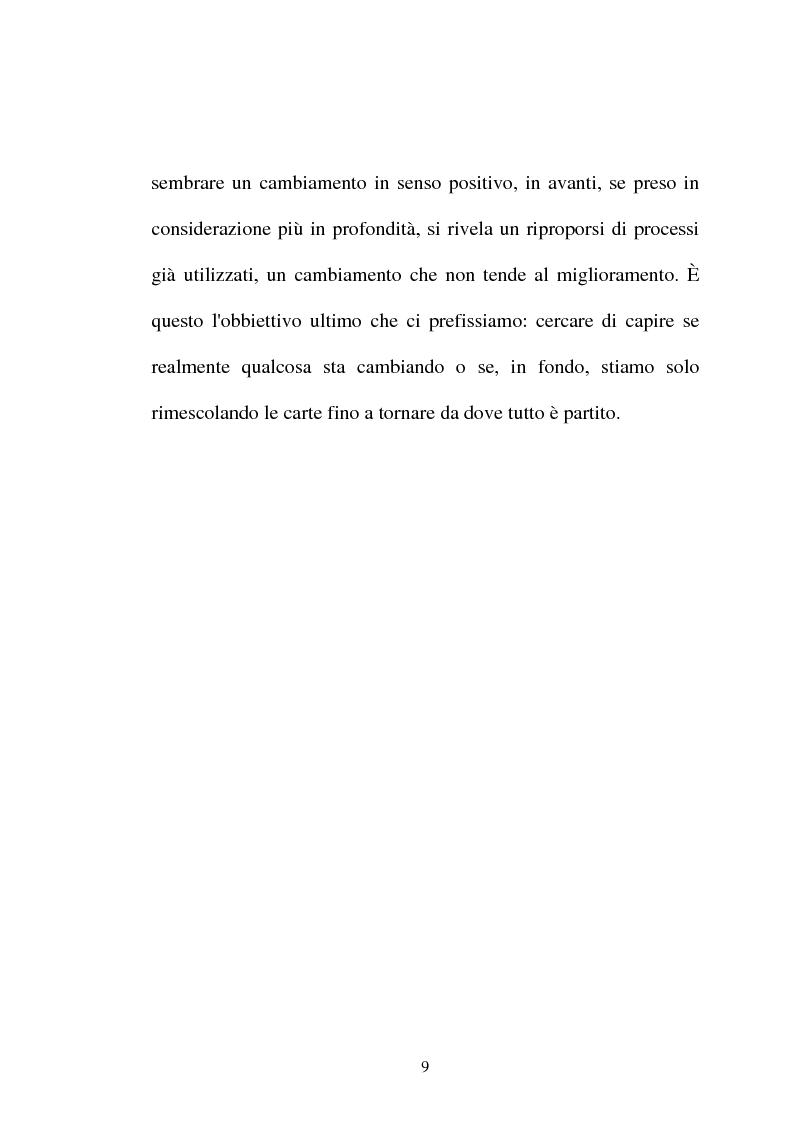 Anteprima della tesi: Pubblicità tra oralità e scrittura - Dall'immagine allo scritto fino a giungere all'immagine - Il caso Dolce e Gabbana, Pagina 6
