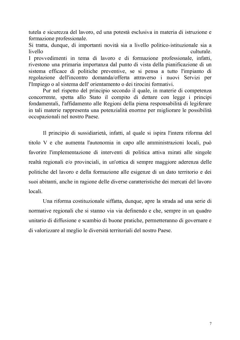 Anteprima della tesi: Innovazione e Qualità negli enti locali, Pagina 5