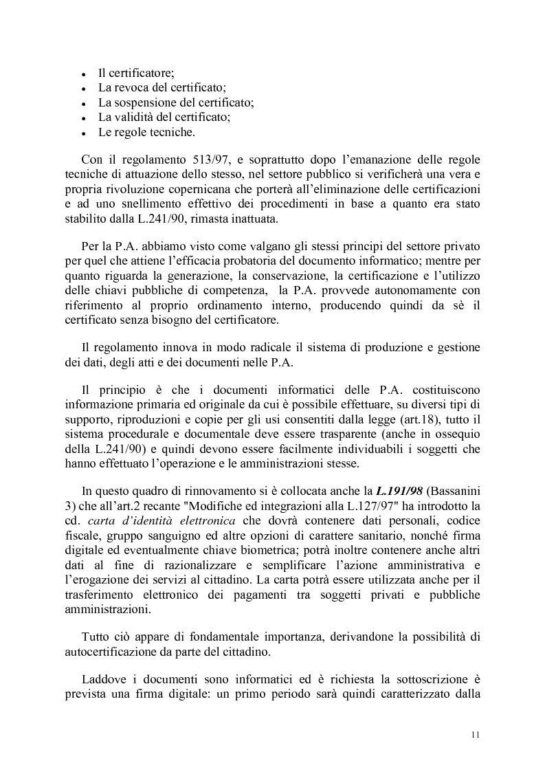 Anteprima della tesi: Innovazione e Qualità negli enti locali, Pagina 9