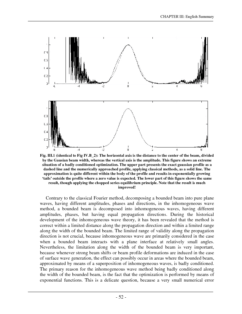 Anteprima della tesi: The interaction of complex harmonic elastic waves with periodically corrugated surfaces and with anisotropic viscoelastic and/or piezoelectric layered media, Pagina 4