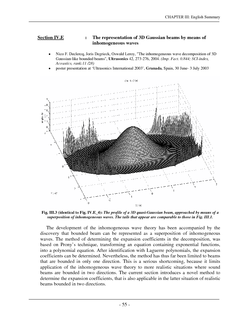 Anteprima della tesi: The interaction of complex harmonic elastic waves with periodically corrugated surfaces and with anisotropic viscoelastic and/or piezoelectric layered media, Pagina 7