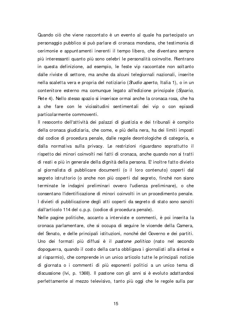 Anteprima della tesi: Dai fatti di cronaca al piccolo schermo: i temi della fiction televisiva, Pagina 10