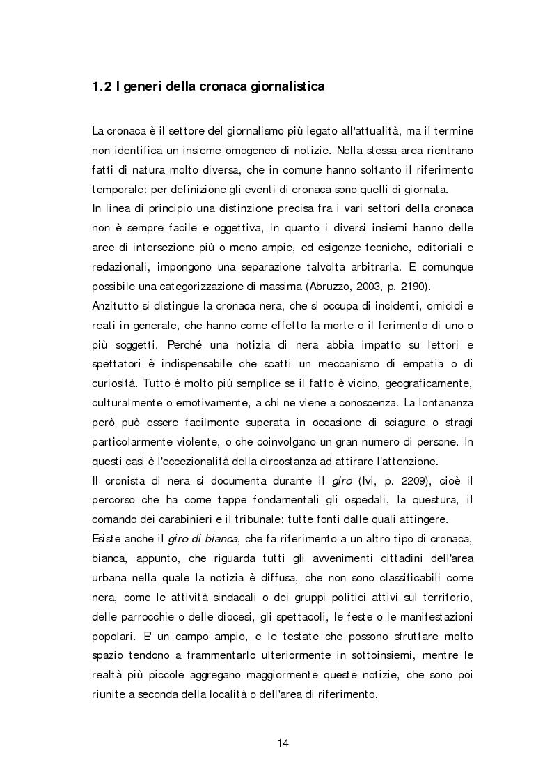 Anteprima della tesi: Dai fatti di cronaca al piccolo schermo: i temi della fiction televisiva, Pagina 9
