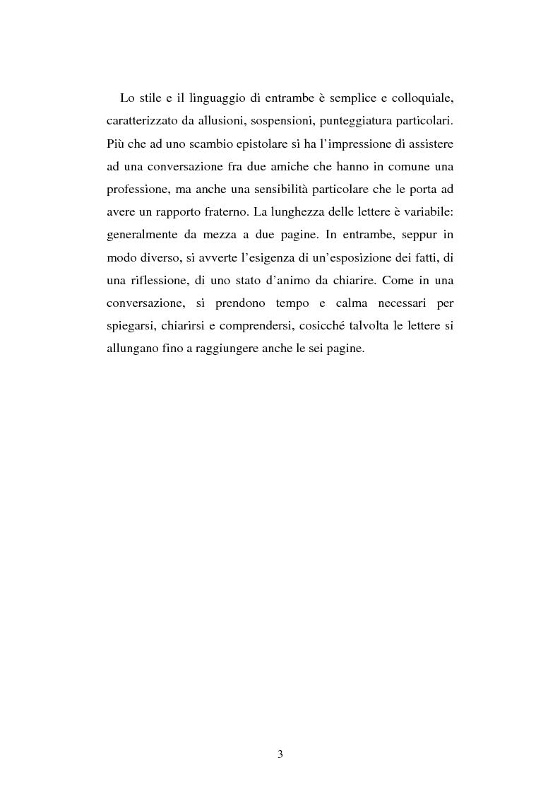 Anteprima della tesi: Brigitte Reimann e Christa Wolf: un epistolario, un'amicizia, Pagina 3