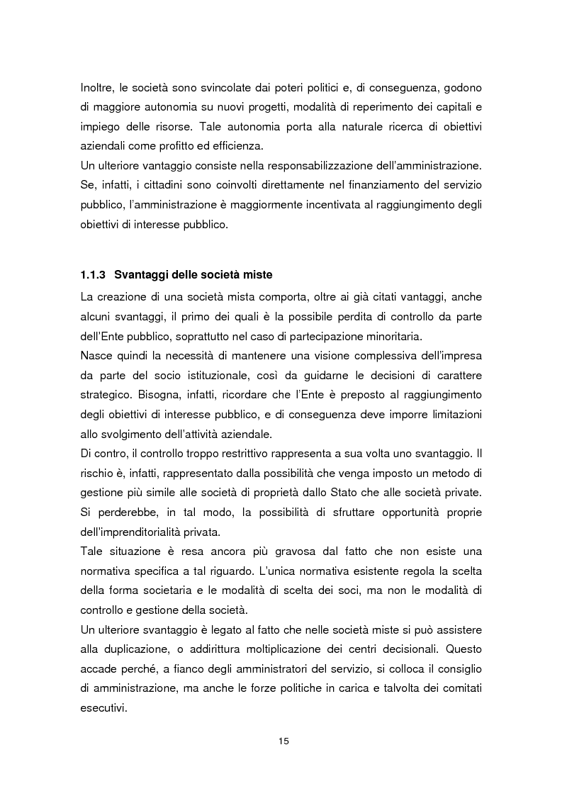 Anteprima della tesi: Forme di collaborazione pubblico-privato: un'analisi empirica sull'utilizzo del Project Finance nel settore sanitario italiano, Pagina 12