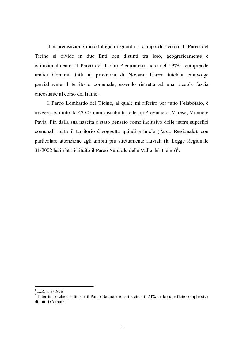 Anteprima della tesi: Gli interventi di Ingegneria Naturalistica nel Parco del Ticino, Pagina 3