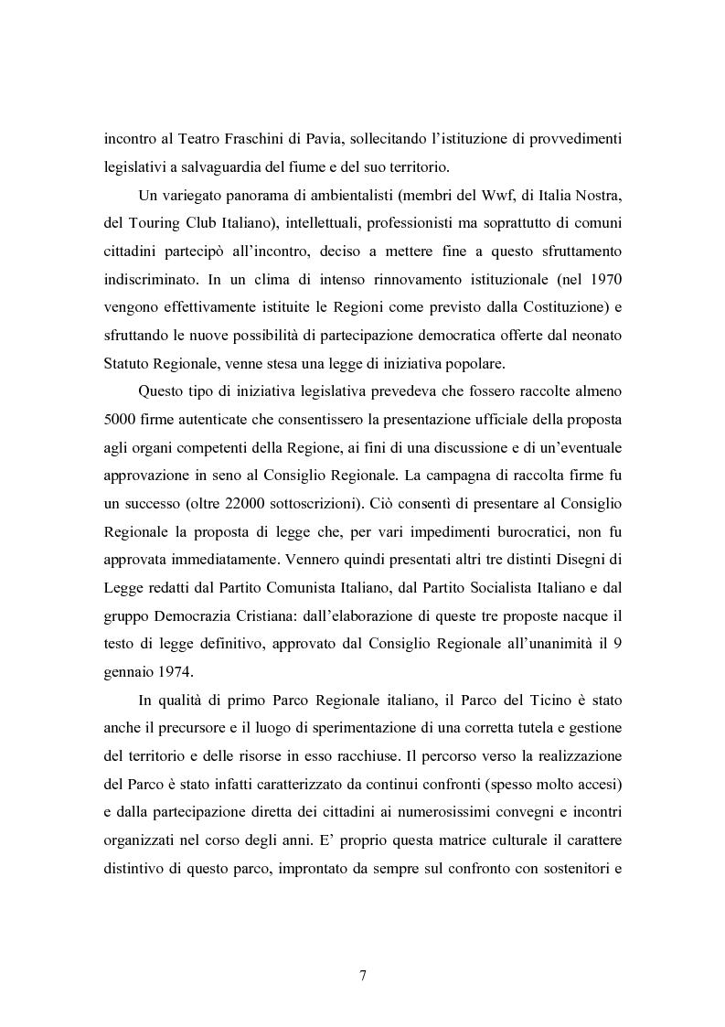 Anteprima della tesi: Gli interventi di Ingegneria Naturalistica nel Parco del Ticino, Pagina 6