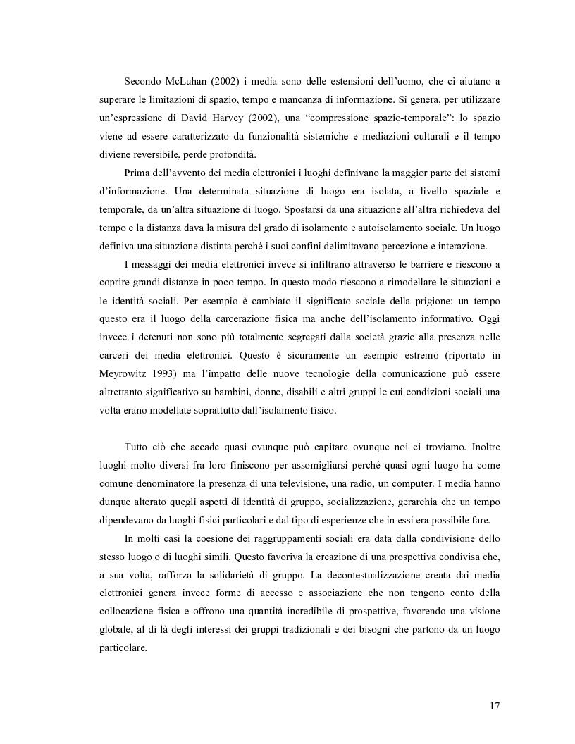 Anteprima della tesi: Da Bologna (io) a Bologna (noi). La democrazia e le nuove tecnologie della comunicazione, Pagina 8
