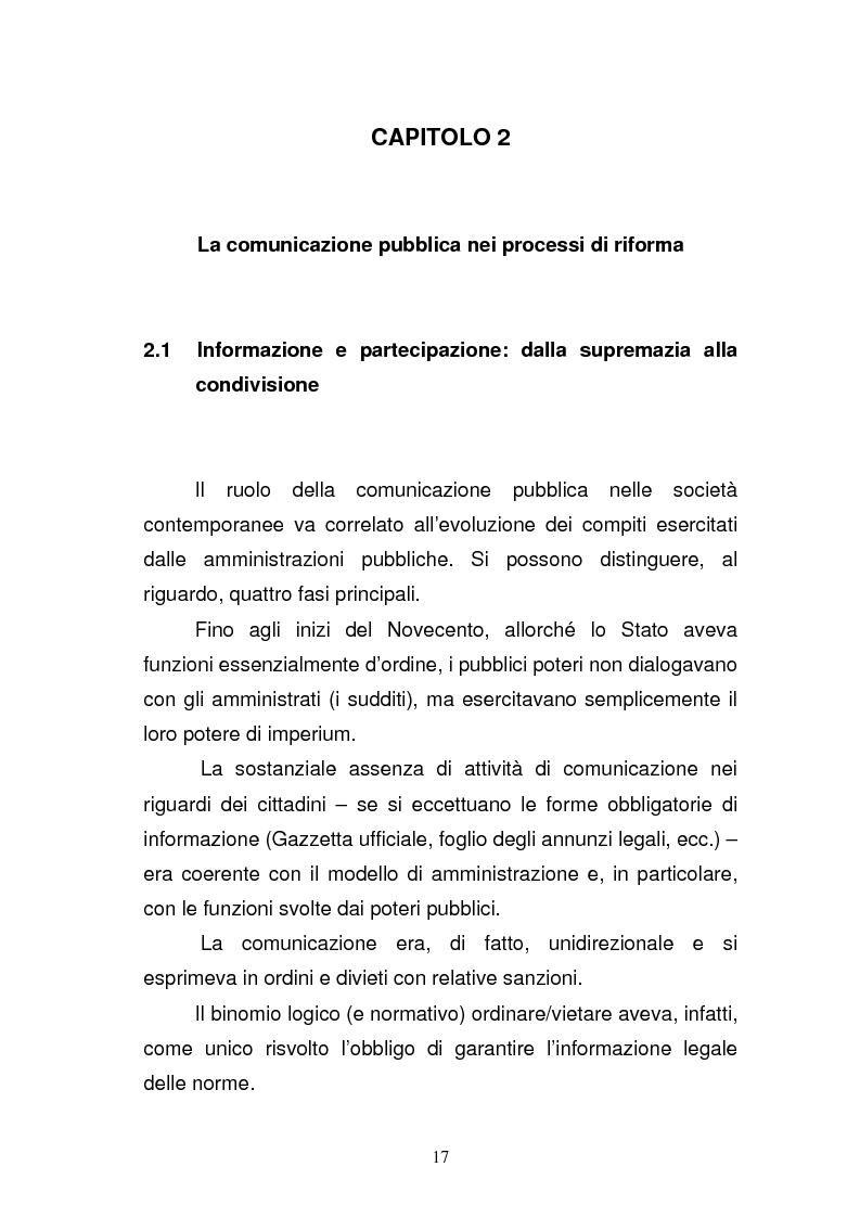 Anteprima della tesi: La Guardia di Finanza nell'era della comunicazione, Pagina 10