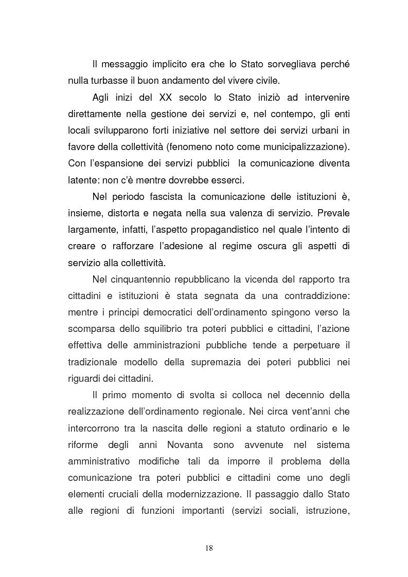 Anteprima della tesi: La Guardia di Finanza nell'era della comunicazione, Pagina 11