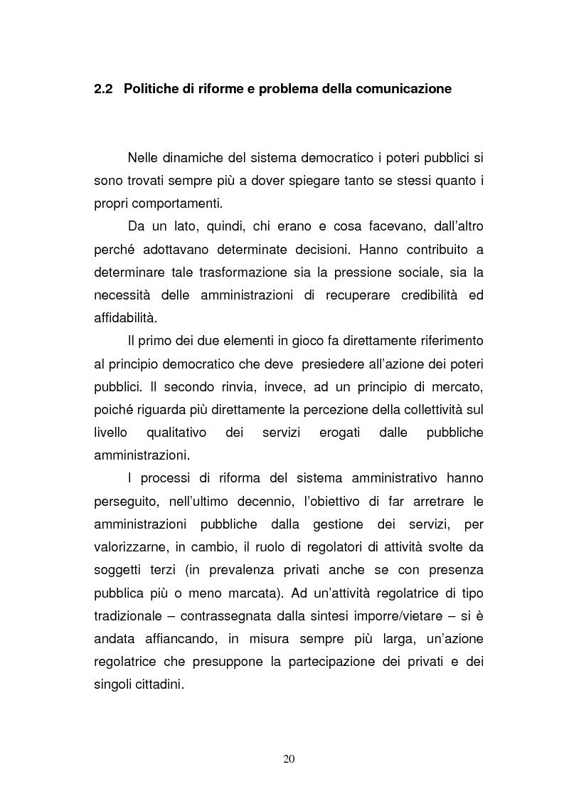 Anteprima della tesi: La Guardia di Finanza nell'era della comunicazione, Pagina 13