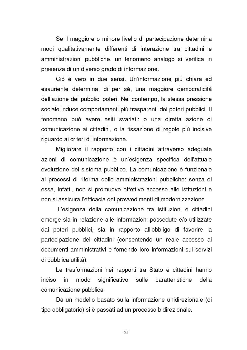 Anteprima della tesi: La Guardia di Finanza nell'era della comunicazione, Pagina 14