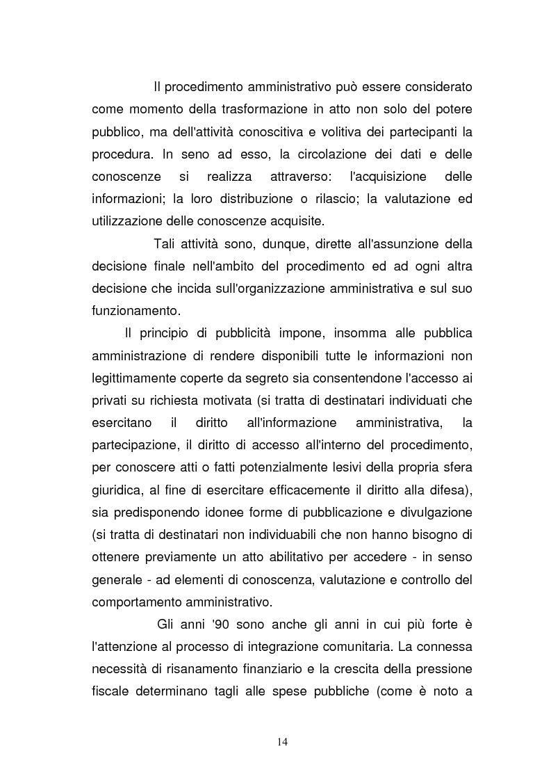 Anteprima della tesi: La Guardia di Finanza nell'era della comunicazione, Pagina 7