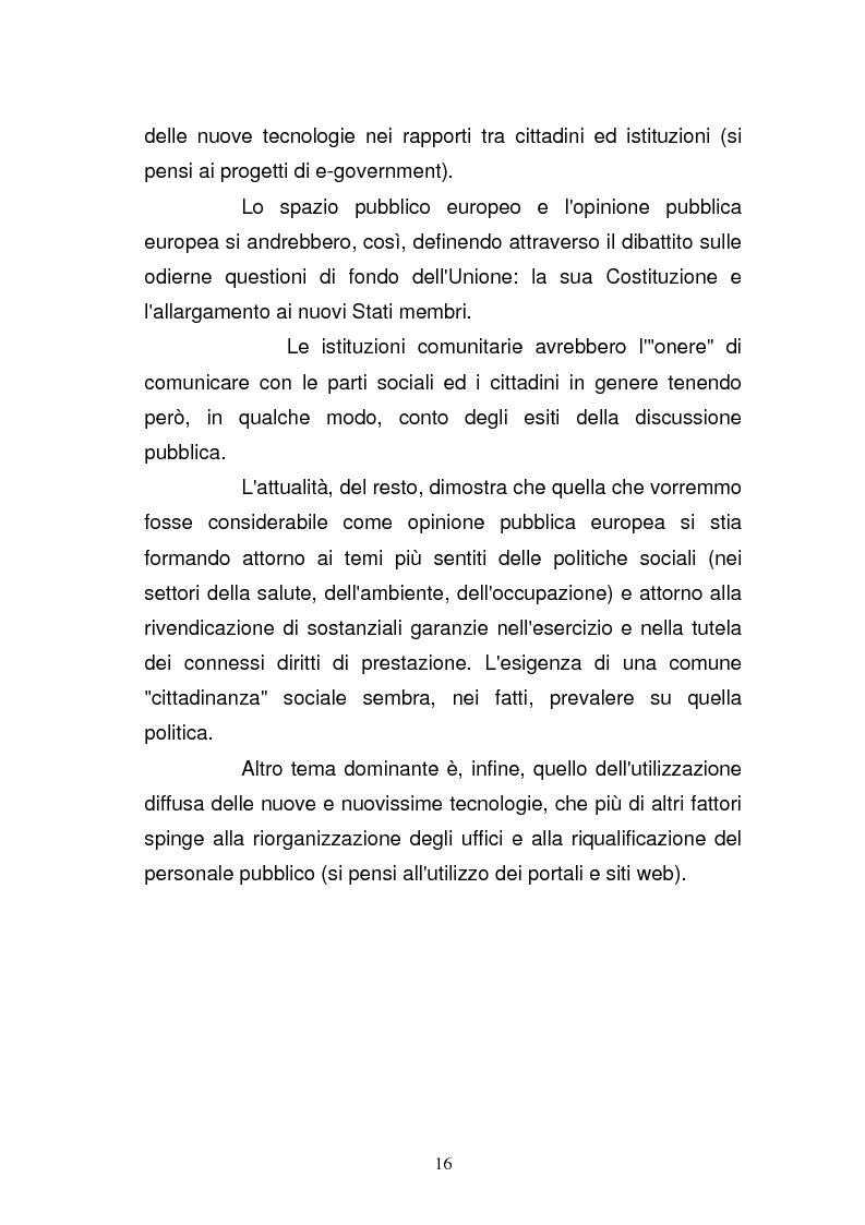 Anteprima della tesi: La Guardia di Finanza nell'era della comunicazione, Pagina 9