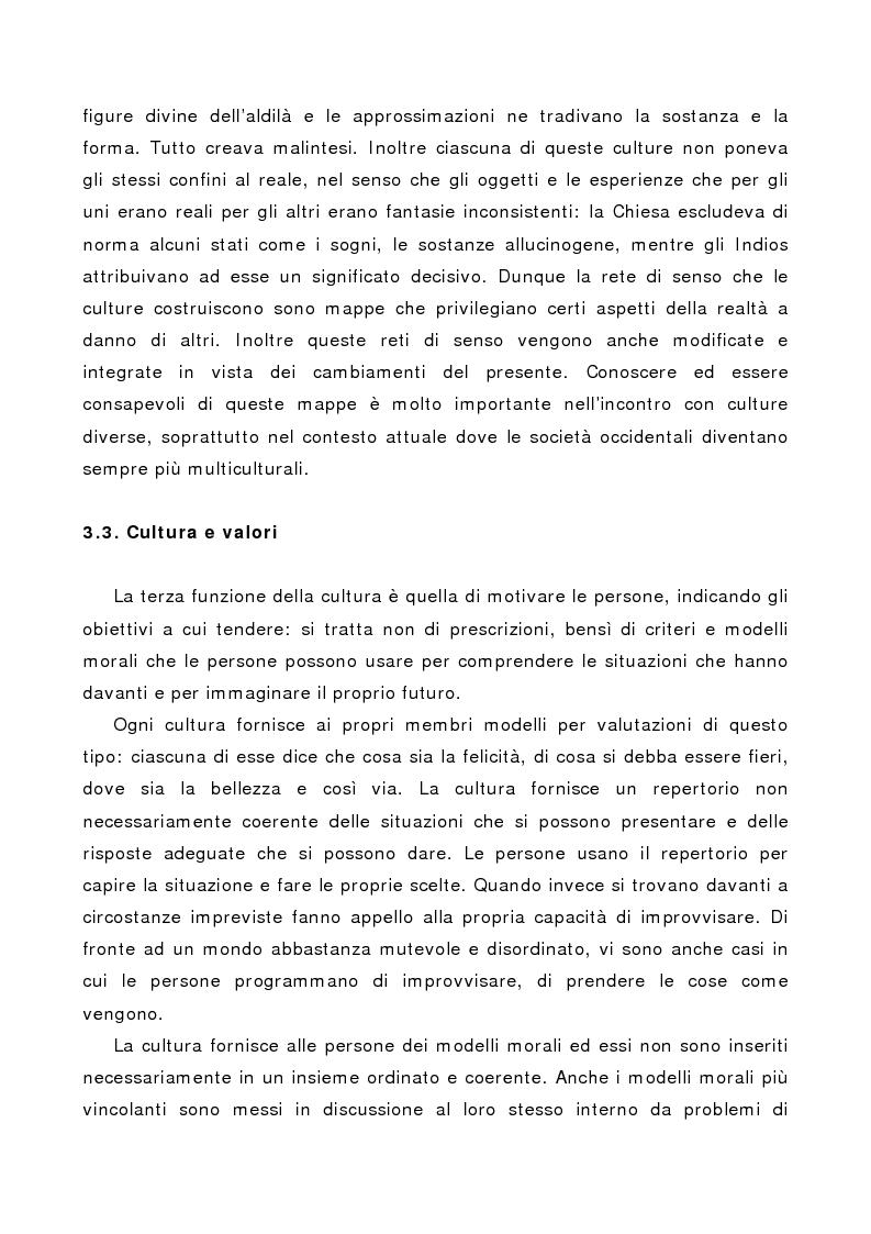 Anteprima della tesi: La società multiculturale: comprendere l'altro, Pagina 13