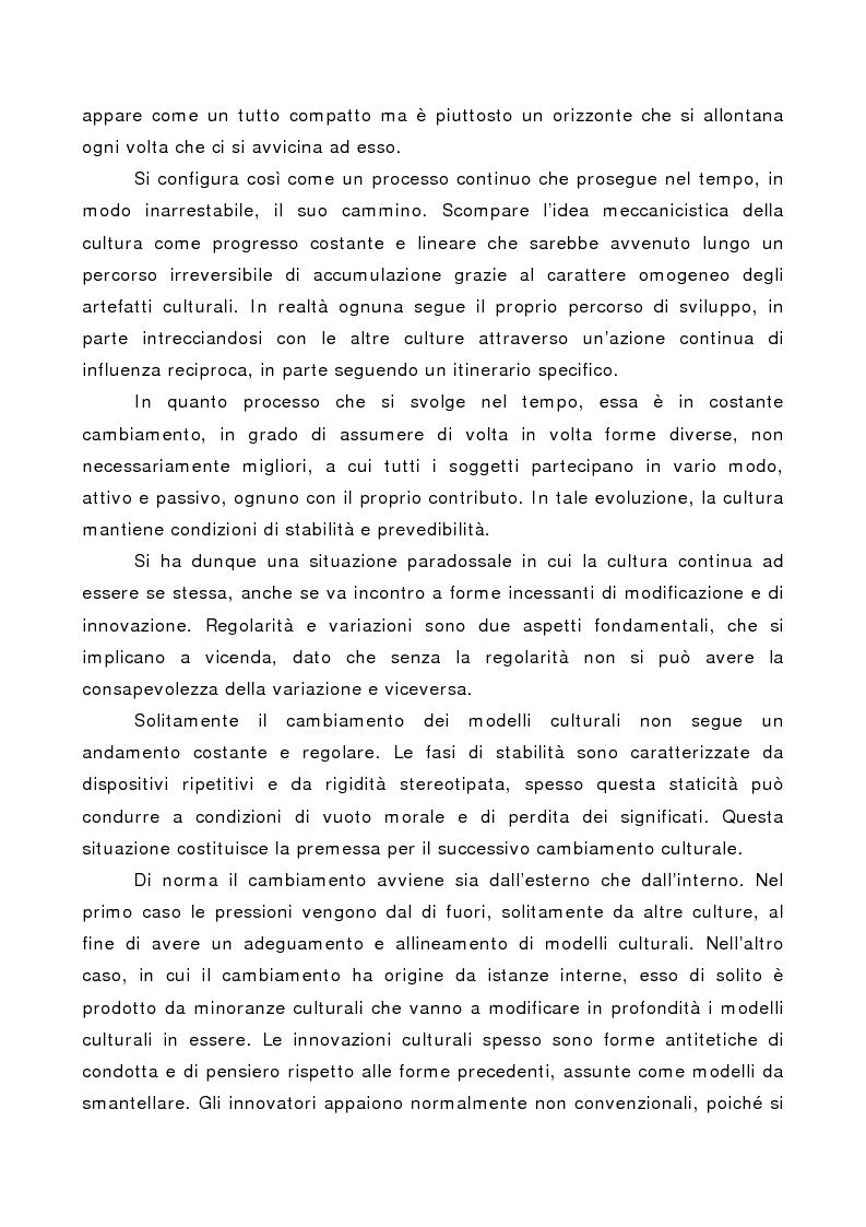 Anteprima della tesi: La società multiculturale: comprendere l'altro, Pagina 7