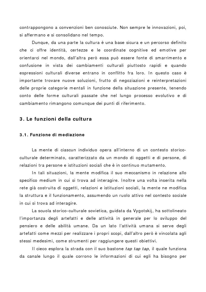 Anteprima della tesi: La società multiculturale: comprendere l'altro, Pagina 8