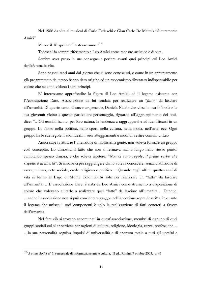 Anteprima della tesi: L'etica nell'arte di Carlo Tedeschi: le espressioni dell'anima, Pagina 11