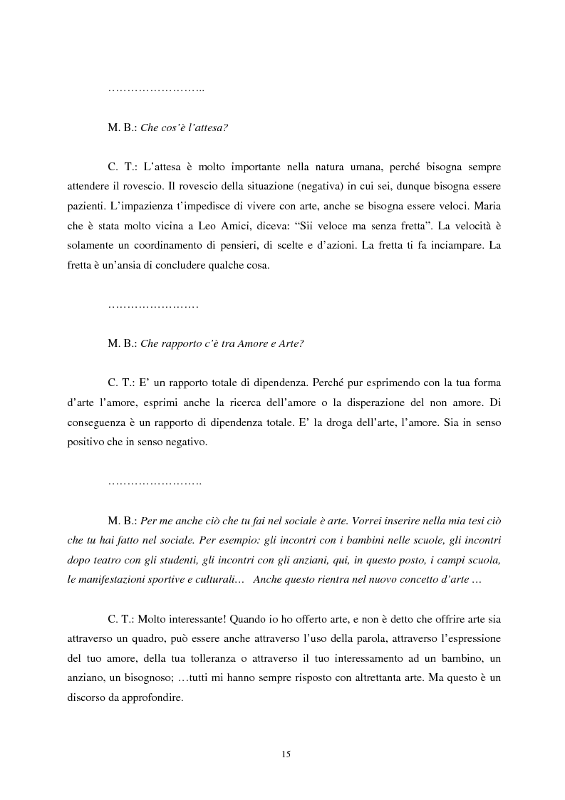 Anteprima della tesi: L'etica nell'arte di Carlo Tedeschi: le espressioni dell'anima, Pagina 15