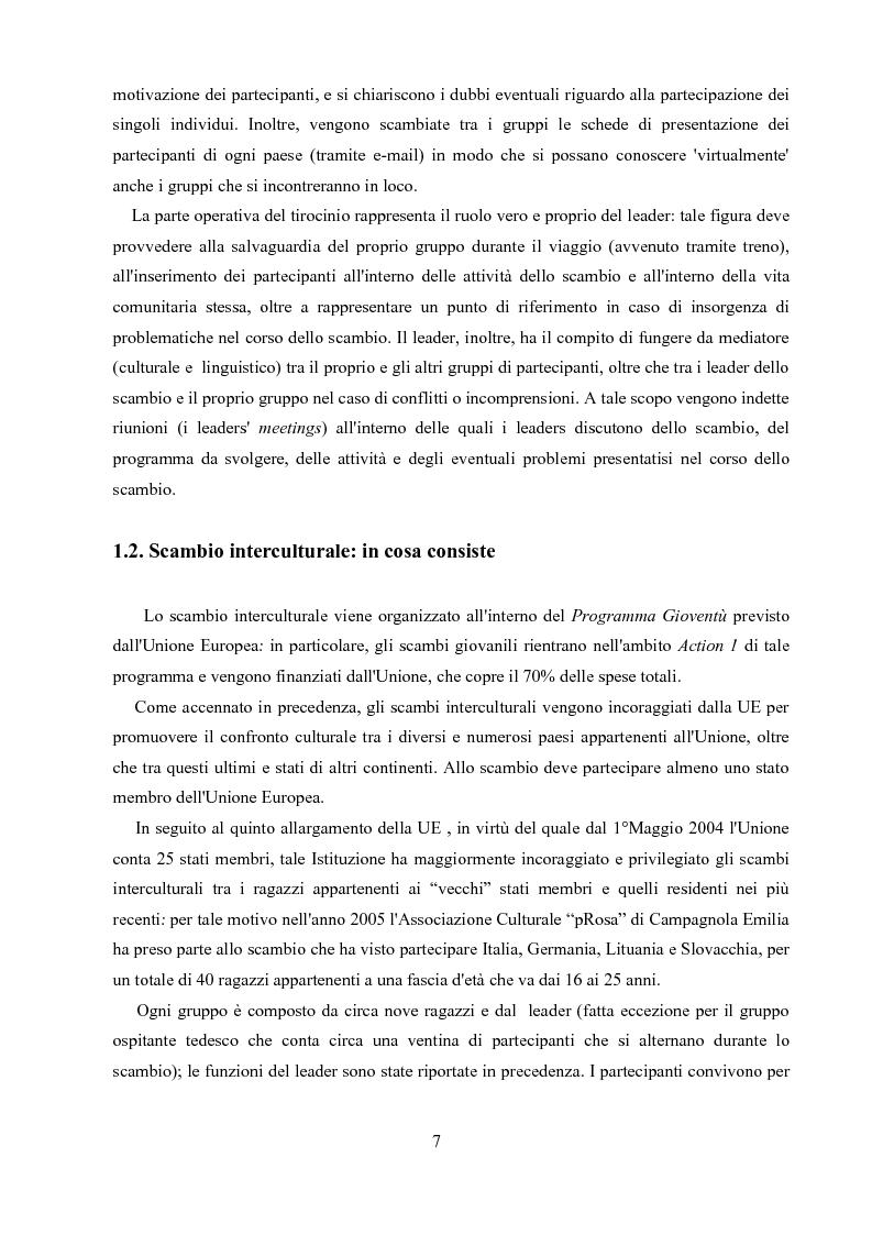 Anteprima della tesi: Un'analisi linguistica di una riunione informale in Inglese come Lingua Franca, Pagina 5
