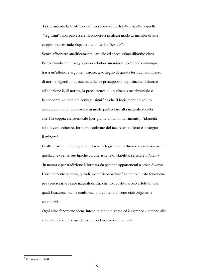 Anteprima della tesi: La Casa Famiglia per minori abbandonati: realtà e prospettive, Pagina 10