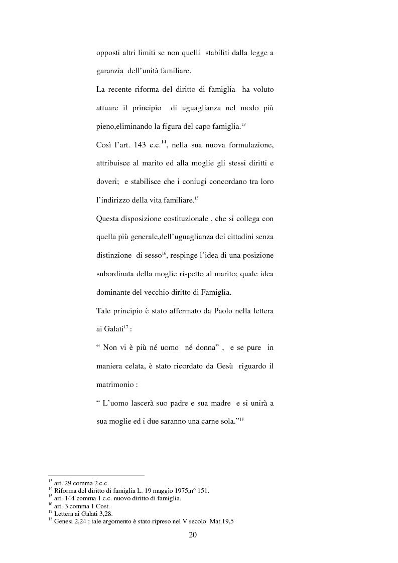 Anteprima della tesi: La Casa Famiglia per minori abbandonati: realtà e prospettive, Pagina 14