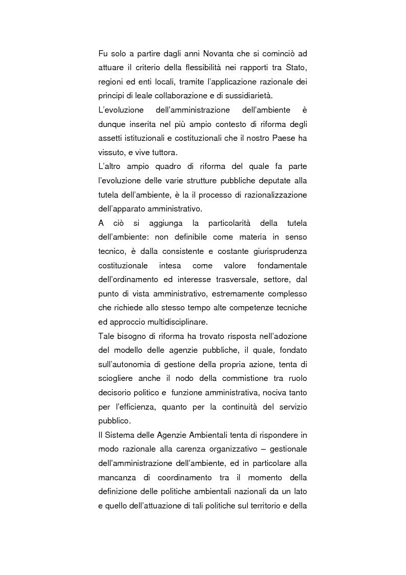Anteprima della tesi: Regionalismo e protezione dell'ambiente nel dibattito sulla modifica del Titolo V della Costituzione, Pagina 10